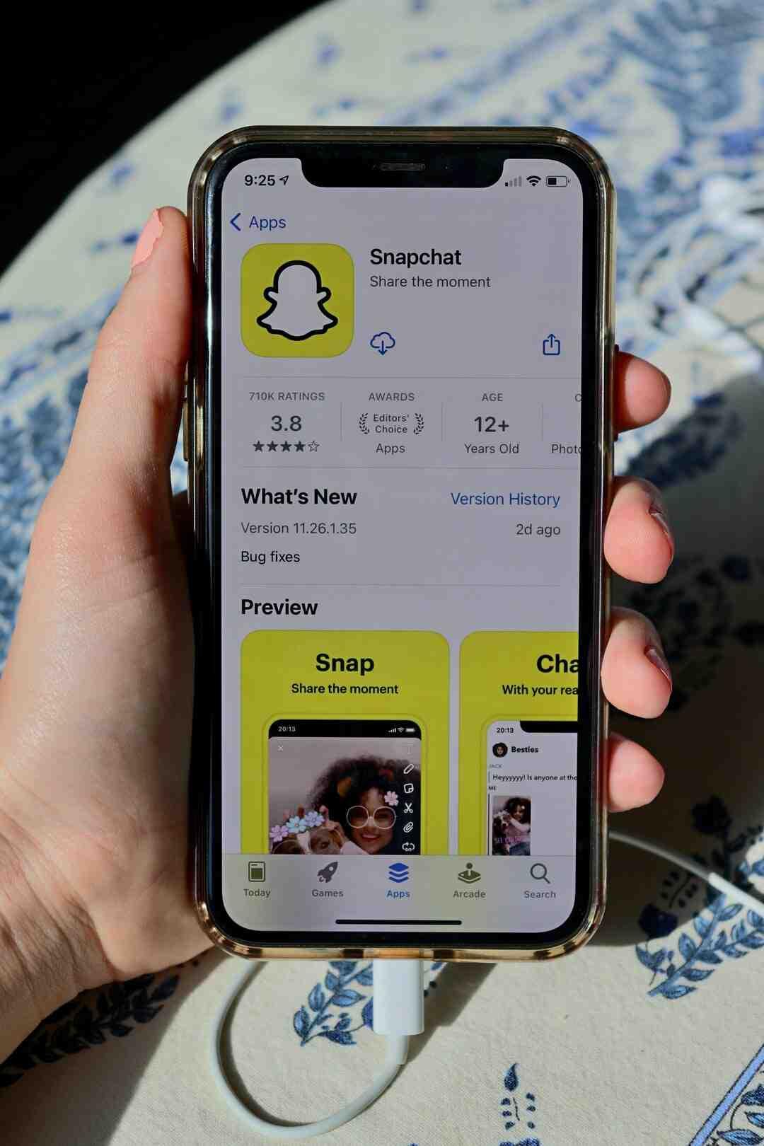 Comment faire la nouvelle mise à jour Snapchat ?