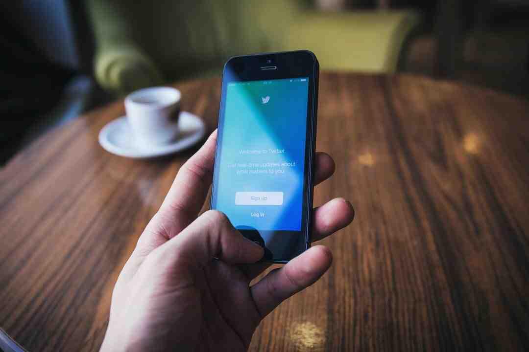 Comment regler twitter