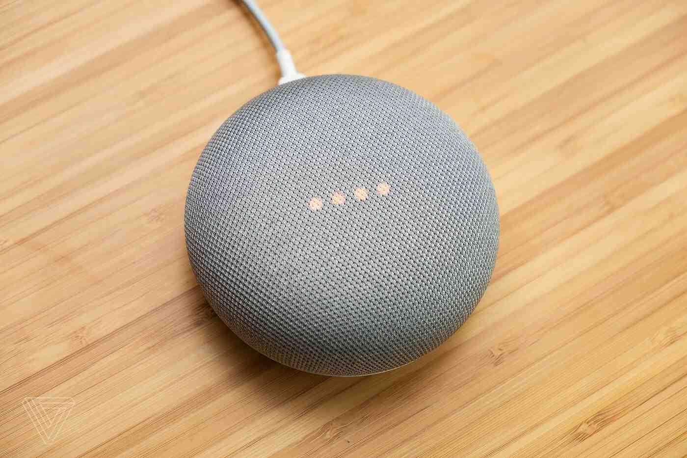 Comment installer google home mini
