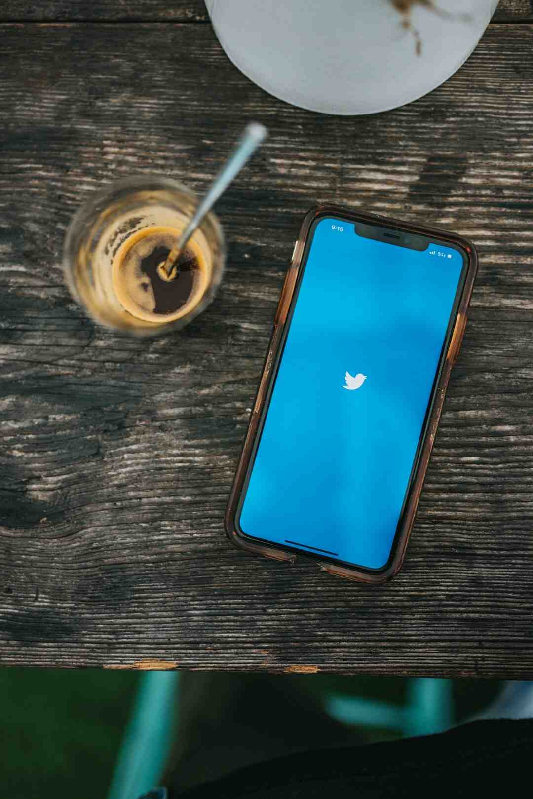 Comment parametrer twitter